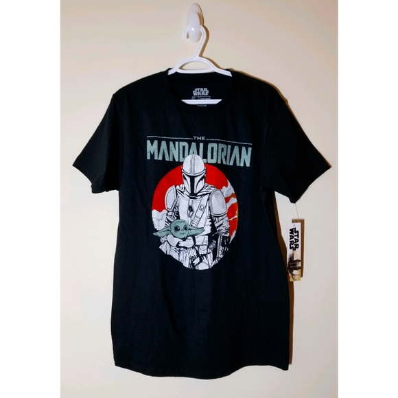 The Mandalorian Graphic T-Shirt